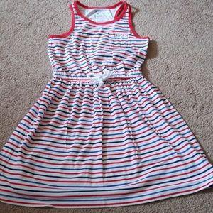 Girls size 6 Carter's tank dress